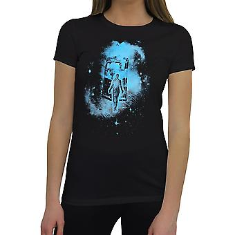 Dr. vem tid Traveler kvinnor ' s T-shirt