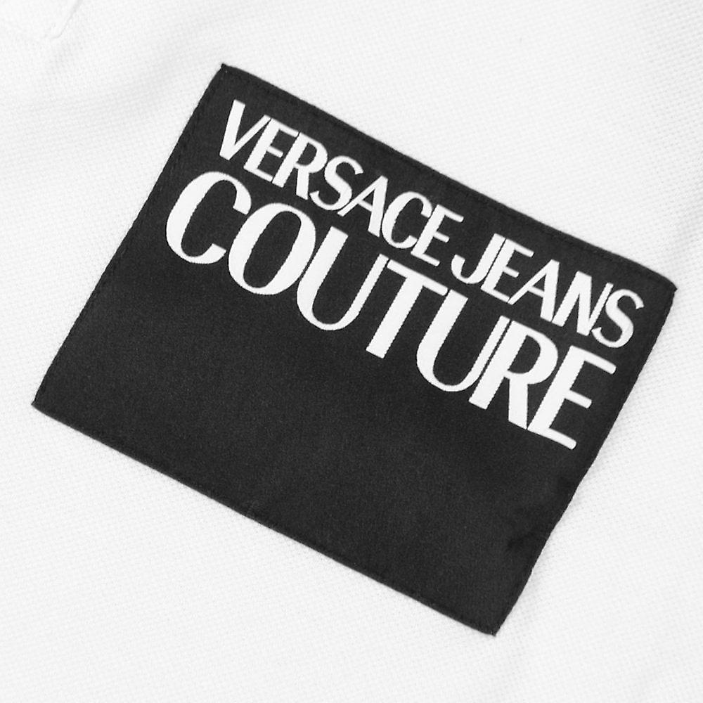 Versace Jeans Couture Patch Logo Polo