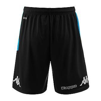 2019-2020 Napoli Kappa trainings Shorts (zwart)