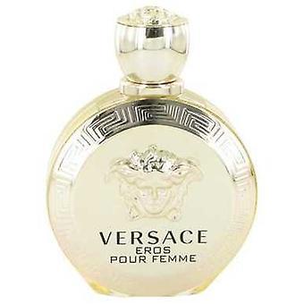 Versace Eros av Versace Eau de Parfum Spray (testare) 3,4 oz (kvinnor) V728-531700