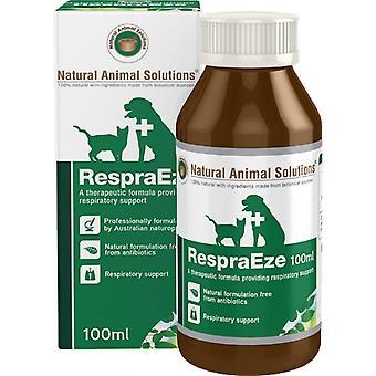 Natürliche Tierlösungen RespraEze 100ml