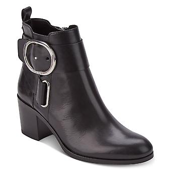 DKNY Womens Telo Ankle Boot W Leder rund um Toe Ankle Fashion Boots