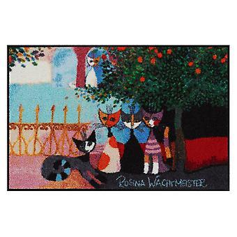 Rosina Wachtmeister doormat Vita familiare 50 x 75 cm SLD0600-050 x 075