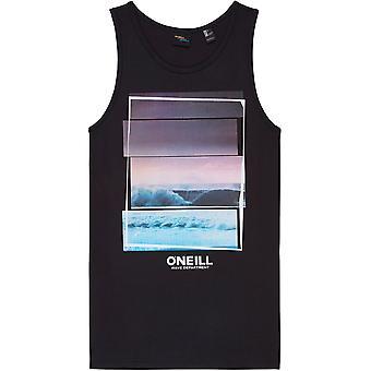 ONeill Beach ärmlös T-shirt i svart ut