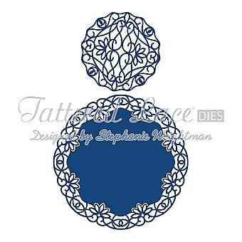 Tattered Lace Severn D427