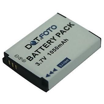 Dot.Foto BenQ DLI-301, SLB-10 batteri - 3.7V / 1050mAh