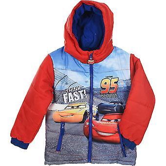 Pojat RH1201 Disney autot talvi huppari