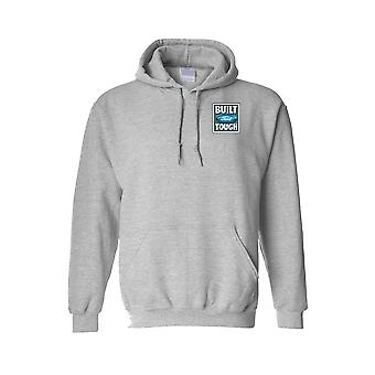 Men's Ford Built Tough Pocket Print Hoodie