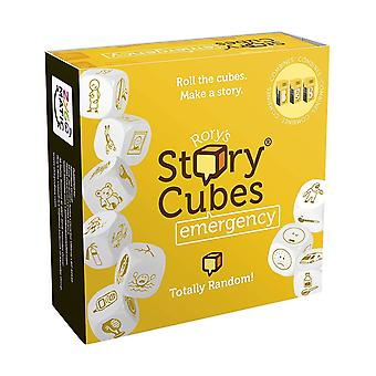 Rory's Story Cubes Notfall