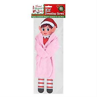 Christmas Shop Elf Dressing Gown Accessory