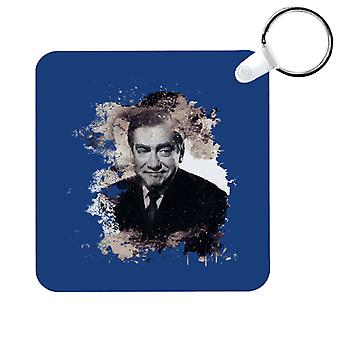 TV Times Tony Hancock Key Ring