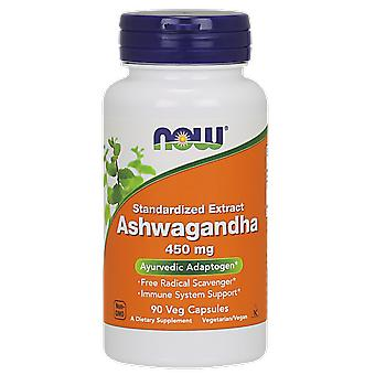 Now Foods Ashwagandha 450 mg Capsules