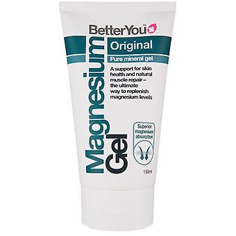 BetterYou Magnesium Gel 150 ml