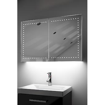 Trocknungsanlagen Sie Schrank mit RGB, Sensor & innere Rasierer k371rgb
