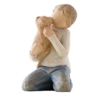 Willow Tree Kindness (boy) Figurine