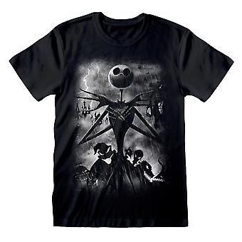 The Nightmare Before Christmas Jack 1 T-Shirt officiel