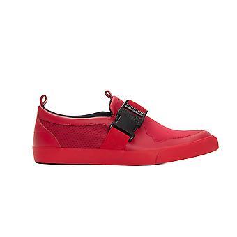 Men's Trussardi Red Sneakers