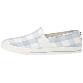 Lauren by Ralph Lauren Womens Jinny Slip-on Sneakers Fabric Low Top Slip On F...