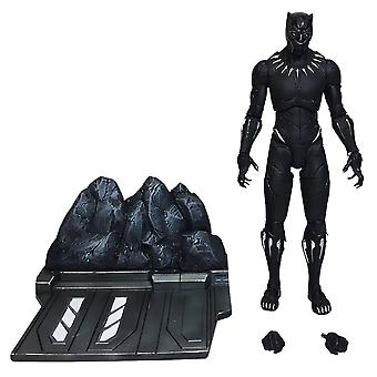 "Black Panther Black Panther 7"" Action Figure"