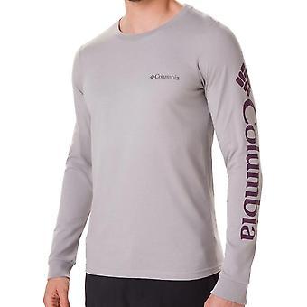 קולומביה לודג ' EM0076039 גברים אוניברסלי חולצת טריקו