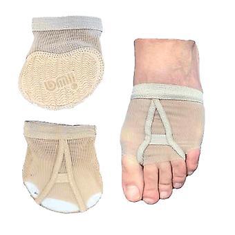 Casquette de danse IWA pour danse pieds nus / tissu maillé / microfibre sole