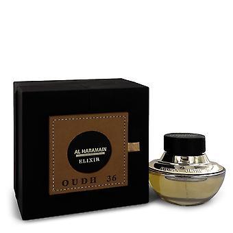 Oudh 36 Elixir by Al Haramain Eau De Parfum Spray (Unisex) 2.5 oz / 75 ml (Men)