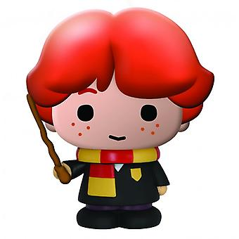 Coin Bank - Harry Potter - Ron Bust Bank New 48426