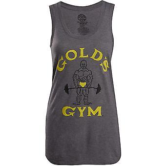 Gold's Gym Women's Classic Joe Racerback Tank Top - Gray