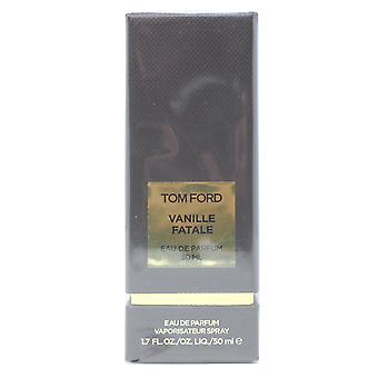 Vanille fatale av Tom Ford Eau de Parfum 1,7 oz/50ml spray ny i box
