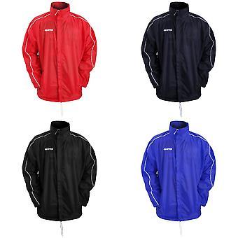 Errea Mens Basic Training Football Sport Jacket
