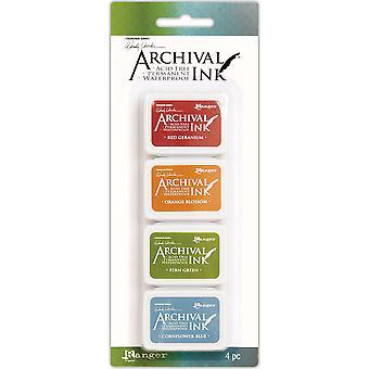 Wendy Vecchi Mini Almofadas de Tinta de Arquivamento - Set #4