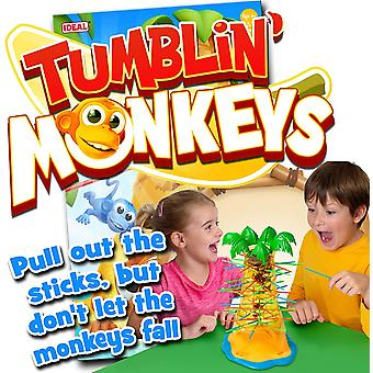 Tumbling Monkeys Game From Ideal