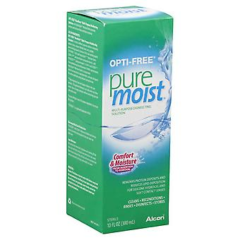 Opti-free puremoist disinfecting solution, 10 oz