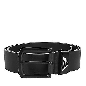 Emporio Armani Original Men All Year Belt - Black Color 32524