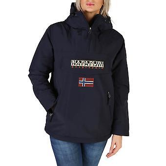 Napapijri Original Women Fall/Winter Jacket - Blue Color 38690