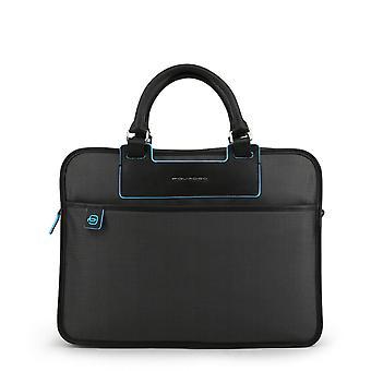 Piquadro الأصلي الرجال كل سنة حقيبة - اللون الأسود 34060