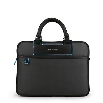 Piquadro Original Men All Year Briefcase - Black Color 34060
