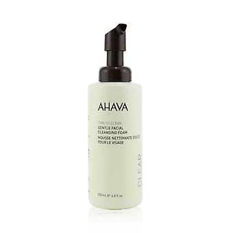 Ahava Time To Clear Gentle Facial Cleansing Foam 200ml/6.8oz