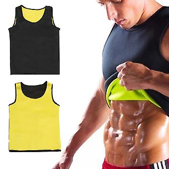 Sweat Sauna Body Shaper Herren Weste