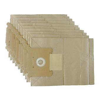 Ghibli As5 støvsuger støv papirposer