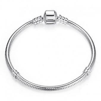 Pulseira de charme de prata esterlina - 1585