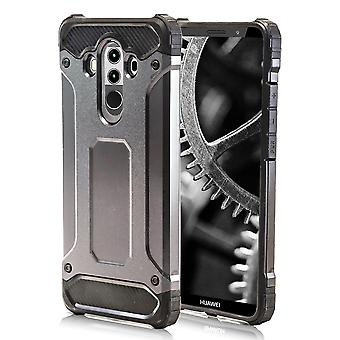Shell pour Huawei Mate 10 Pro - Grey Armor Hard Protection Case