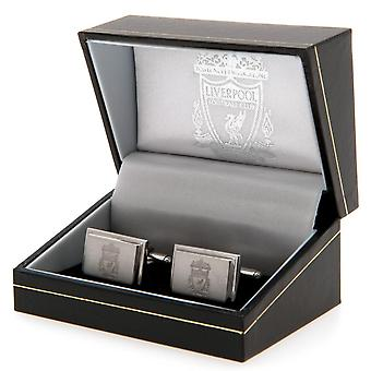 Liverpool FC Stainless Steel Cufflinks