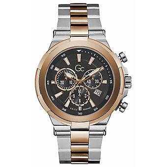 Gc Guess Collection Y23003g2mf Gc Structura Men's Watch 44 Mm