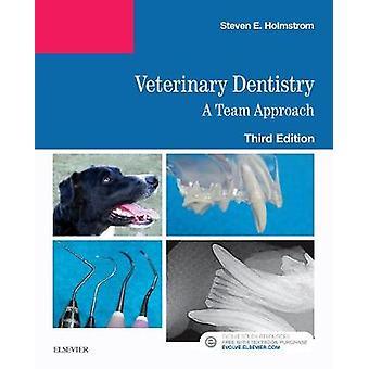 Veterinary Dentistry - A Team Approach by Steven E. Holmstrom - 978032