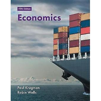 Economics by Paul Krugman - 9781319181949 Book