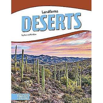Landforms - Desiertos por Laura Perdew - 9781635178920 Libro