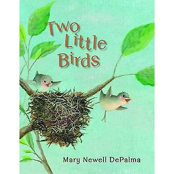 Twee vogeltjes door Mary Newell DePalma