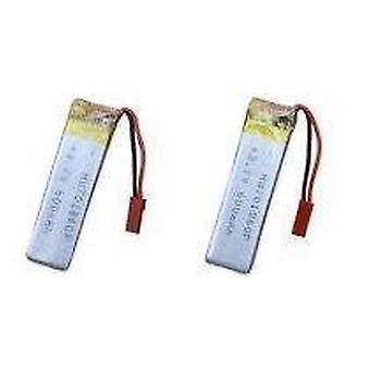 UDI RC U818A - 2 Power Batteries 3.7 V 600 mAh Li-Po