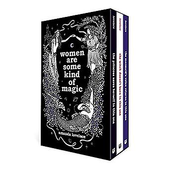 Women Are Some Kind of Magic boxed set by Amanda Lovelace - 978152485